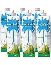 Cocobella Coconut Water Straight Up, 6 x 1L