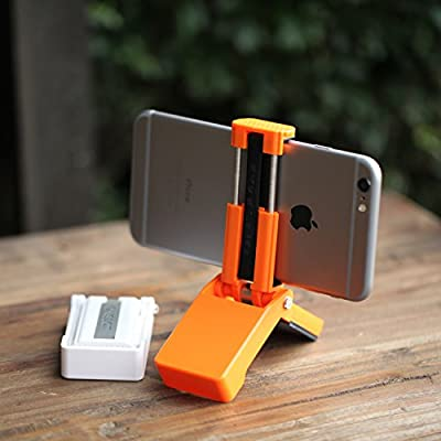 4327094049 Grey Ztylus FlipMount Universal Smartphone Mount Holder For iPhone 6 5s//5c// Samsung Galaxy S5//S4//S3