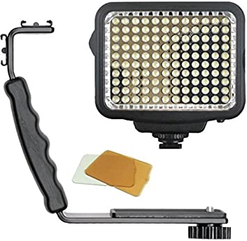 33rd Street Camera Led Light Panel For Canon T6i T6s Sl1 Electronics