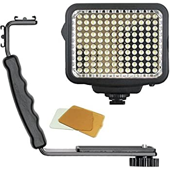 camera led light panel for canon t4i t5 t5i camera photo. Black Bedroom Furniture Sets. Home Design Ideas
