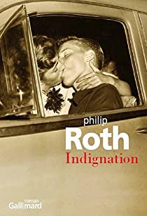 Indignation par Philip Roth