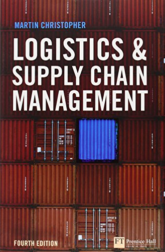 Logistics+Supply Chain Management
