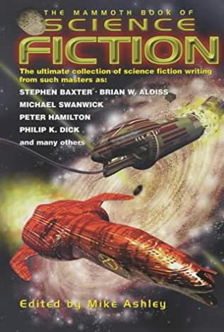 book cover of The Mammoth Book of Science Fiction