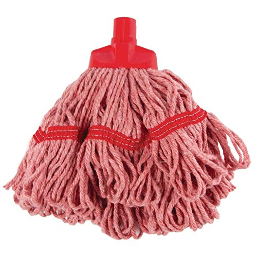 Scot Young L343 Rot Free Mop Head 14 Diameter Red