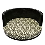 Cheap Spoiled Rotten Classic Collection 80493 Medium Round Pet Bed