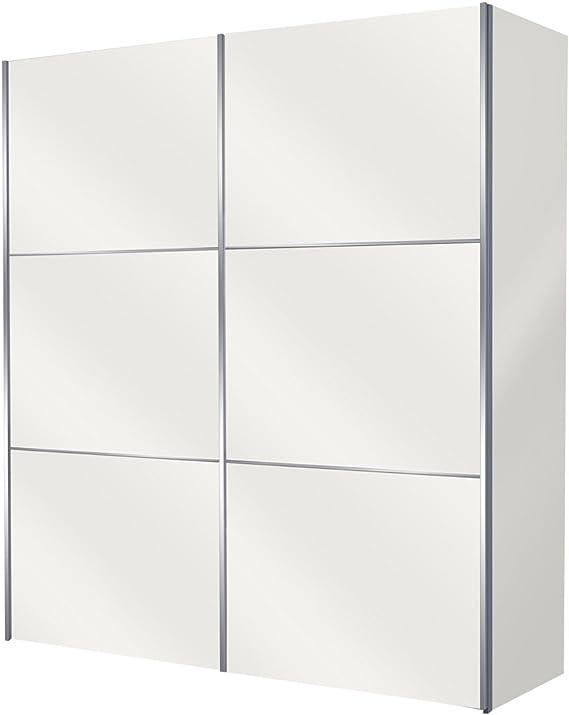 Express Muebles 46200 – 195 – Armario de Puertas correderas 200 x 216 x 68 cm/Blanco: Amazon.es: Juguetes y juegos