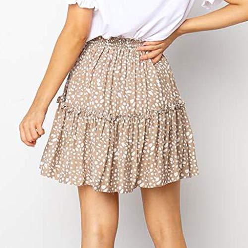 7b91bca50dda cheap Supertong Damen Mode Röcke Elastische Hoch Taillierte Rock ...
