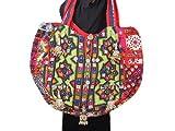 Ethnic Banjara Designer Bag Fashion Shoulder Patchwork Hobo Ladies Handbag India