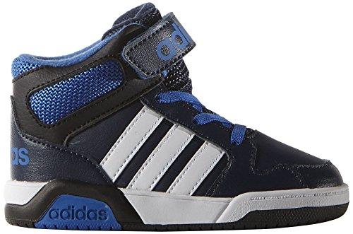 adidas Bb9tis Inf, Zapatos de Bebé (1-10 Meses) para Bebés Azul (Maruni / Ftwbla / Azul)