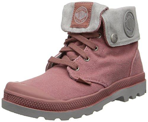 Desert Zipper Enfant Rose vapor Boots old Baggy Mixte Palladium 635 Rose qBnwaEqf