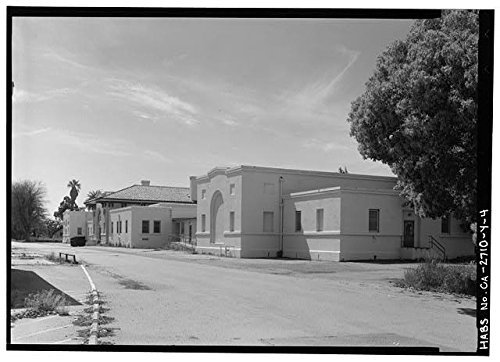 Photo: Agnews State Hospital,Kitchen,Commissary & Bakery,Santa Clara,California,CA,3