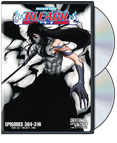 Bleach Set (Bleach, Set 22, Episodes 304-316 (Uncut))
