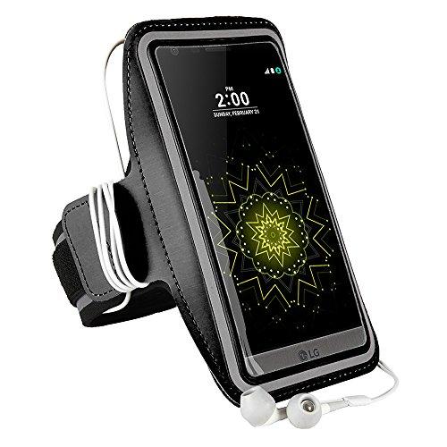 Sports Armband for Samsung Galaxy C5 (Black) - 3
