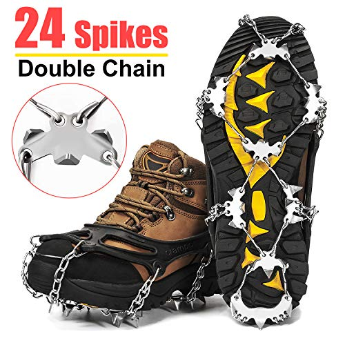 Wirezoll Crampons Stainless Steel