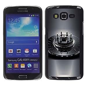 Be Good Phone Accessory // Dura Cáscara cubierta Protectora Caso Carcasa Funda de Protección para Samsung Galaxy Grand 2 SM-G7102 SM-G7105 // tormoznoy disk shpilki