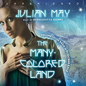 The Many-Colored Land Audiobook