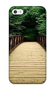 Andre-case Fashion Tpu case cover For Iphone 6 4.7- Wooden Bridge Thirteen dByoS5Zyste Digital Defender case cover