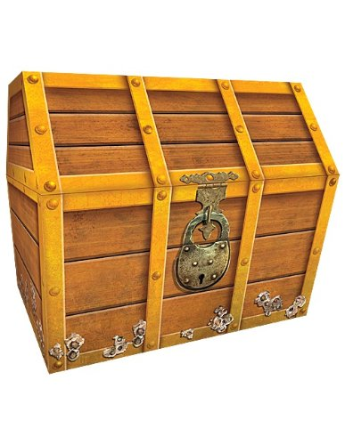Treasure Chest >> Amazon Com Teacher Created Resources Treasure Chest 5048