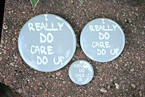 I Really Do Care Do U Melania Trump Inspired Backpack Pins Set of 3