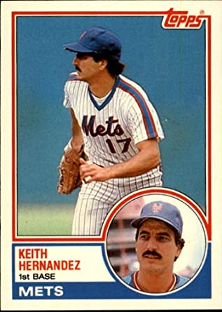Amazoncom 1983 Topps Traded Baseball Card 43t Keith