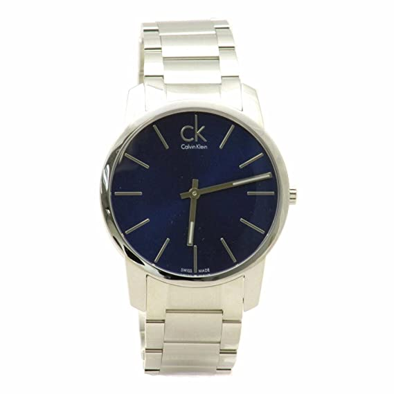 N Analógico Calvin Klein Acero K2g2114 De Reloj Hombres jc35RLq4A