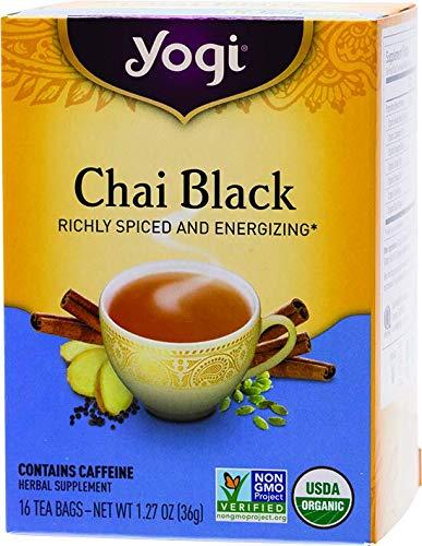 Tea Yogi Chai - Yogi Teas Chai Black 16 ea