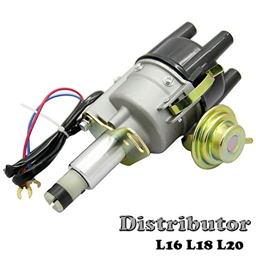 New Ignition Distributor For Nissan Datsun L16 L18 180B 200B L20 620 Truck BlueBird Stanza