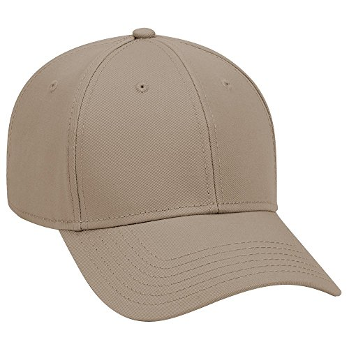 file Superior Cotton Twill Cap - Dk. Khaki ()