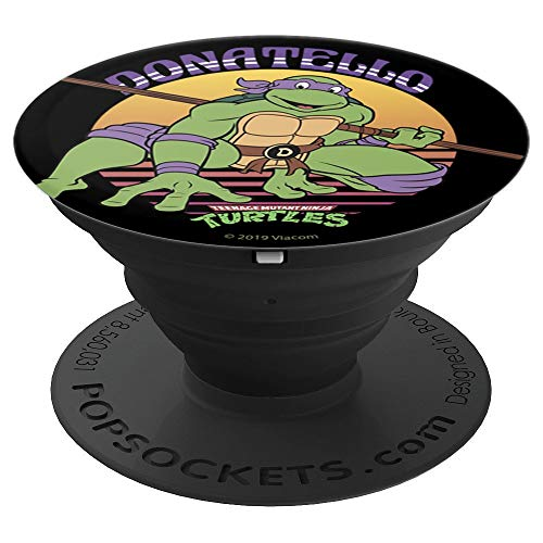 Teenage Mutant Ninja Turtles Donatello Rising Sun - PopSockets Grip and Stand for Phones and Tablets]()