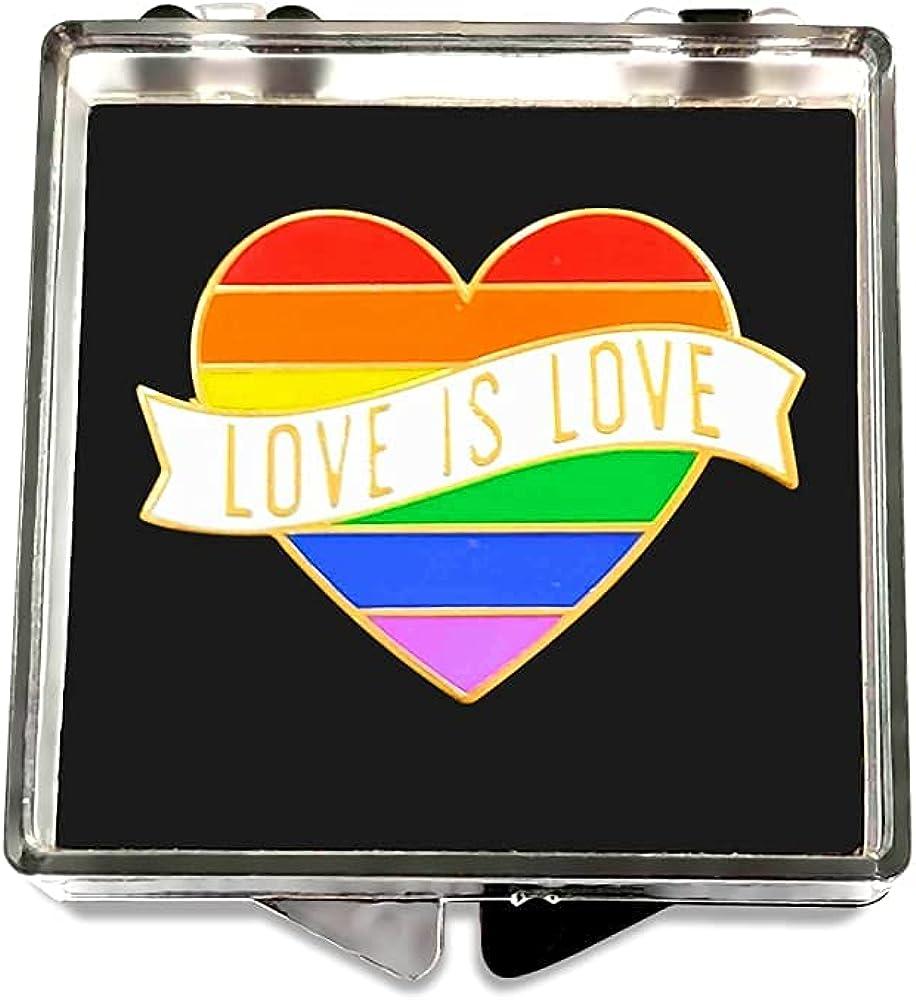 Enamel Pin Lapel Pin Soft Enamel LGBT Pins for jackets Gay Pin Hard Enamel Pin LGBT Pin Pins for backpacks