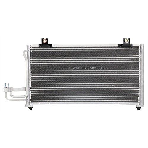 A/C AC Air Conditioning Condenser For Kia Sephia & Spectra - BuyAutoParts 60-60500N New
