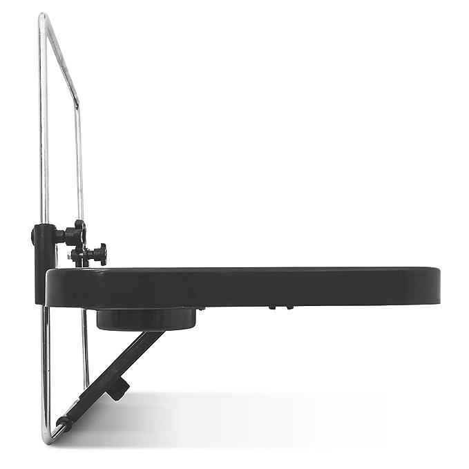 Mesa plegable para coche 35,5 x 23,5 x 2 cm Mesa para laptop