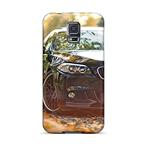 JUi4245bZIq Snap On Case Cover Skin For Galaxy S5(beautifull Bmw)