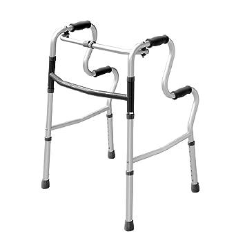 Hi Riser plegable de aluminio ligero andador para caminar ...