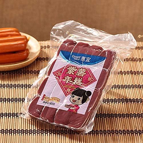 Xingrui Air Volumn Cushion Bag 100 PCS Emballage Sous Vide Alimentaire Sachet en Plastique Transparent Nylon Sac de conservation, Taille: 42cm x 57cm Xingrui
