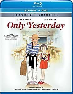 Only Yesterday [Blu-ray]