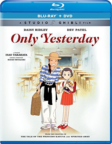 Only Yesterday [Blu-ray] by Universal Studios