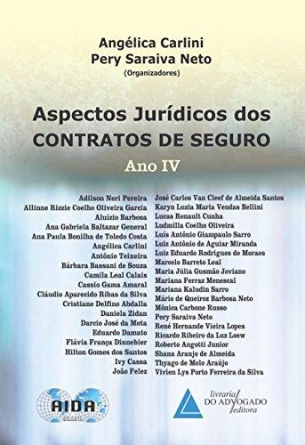 Aspectos Jurídicos dos Contratos de Seguro - Volume 4