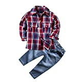 Infant Boys Outfit Kids Preemie Clothes Toddler