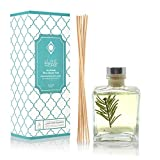 Luxe Home Scented Reed Diffuser Oil and Sticks