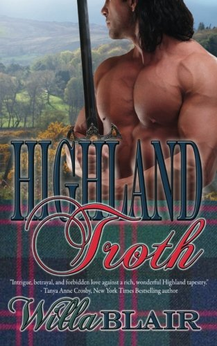 book cover of Highland Troth