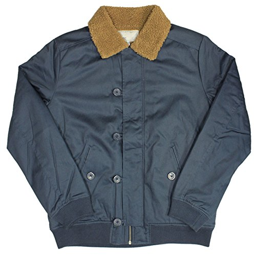 WeSC Jejor Padded Jacket Midnight Blue by WeSC