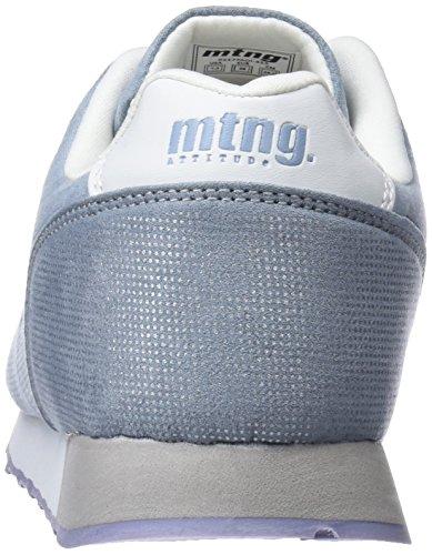 Soft Sakuma Fitnessschuhe Damen Silver MTNG Point Celesteprint Blau qvIWp