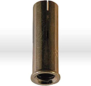 Simpson Strong-Tie HDIA25SS 304SS Hollow Drop-In Expansion Anchor 1//4 100ct