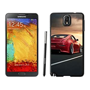 Fashion DIY Custom Designed Samsung Galaxy Note 3 Phone Case For NiS4an 350Z Red Phone Case Cover