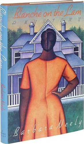 book cover of Blanche on the Lam