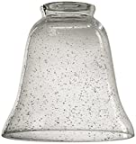 "Quorum International 2801 Seeded Glass, 2.25"", Clear"