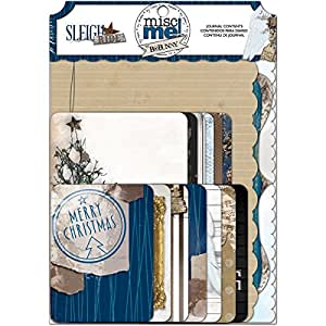 Misc Me Journal Contents-Sleigh Ride
