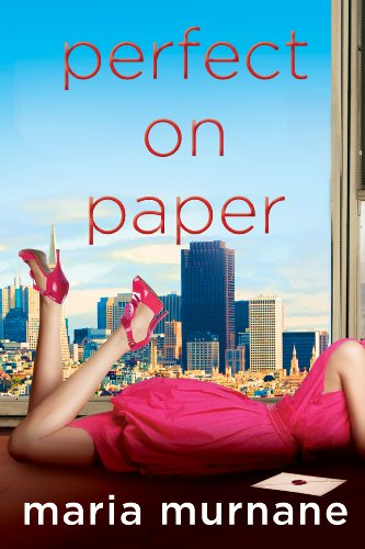 Perfect on Paper (The (Mis)Adventures of Waverly Bryson Book 1) cover