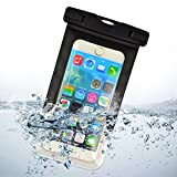 SumacLife Waterproof Case Cellphone Carrying Bag Dry Bag for Iphone 7 Plus / ASUS Zenfone 3s Max / Pegasus 3s / AR / 3 Laser / 3 Max / 3 Deluxe / Zenfone 3